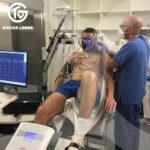 Im Zeichen der Gesundheit: TV Großwallstadt kooperiert mit Helios Klinik Erlenbach bei Sportuntersuchung