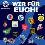 Pressekonferenz der Interessengemeinschaft Indoor-Teamsport Bayern